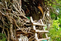kerti kisház/garden treehouse