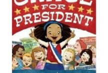 Election Day Books / Civic-minded books for the first Tuesday in November and any other day of the year.
