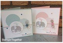 Kind & Geburtskarten/Baby & Kids Cards