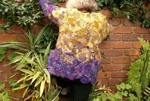 My Style Pinboard / crochet,  freeform,