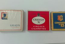 vintage cigarettes / very rare never opened cigarettes and l think its last one :-) pleas send me more info about that tobacco brand ;-)