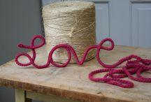 Valentines day craftyness / by Anna Matthews