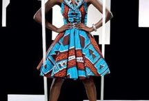 African-inspired fashion / African designers, Ankara, kitenge, wax prints and more!