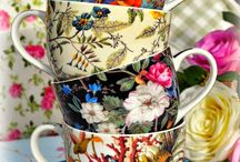 Tea and cups