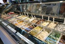 Gelato and Sorbetto / Handcrafted delicious gelato and sorbetto.