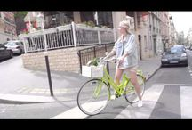 Løvely Bike / Løv Organic organise un grand event le 22 juin à Paris ! https://www.youtube.com/watch?v=MOFFC08PcTo / by Lov Organic