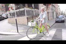 Løvely Bike / Løv Organic organise un grand event le 22 juin à Paris ! https://www.youtube.com/watch?v=MOFFC08PcTo / by Lov Organic