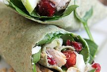 Pitas & Wraps / Don't eat the same old boring sandwich again. Add feta cheese to a wrap for a flavor packed handheld lunch option. Or put your next sandwich in a pita and really take it Mediterranean style!