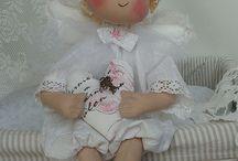 Куклы, Игрушки, Рукоделие