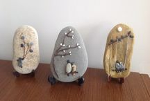 Pebbles rock