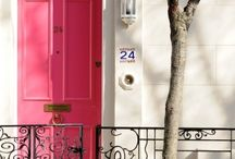 Design Inspiration - Pink / by Because I like to decorate