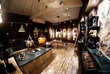 Retail and restaurant design inspiration