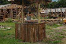 Woodcrafts / Handcrafted Wood Work in Huntsville, Texas