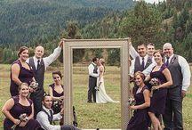 Свадьбы в стиле