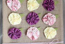 Craft & DIY: Fabric & Felt / Crafts, diy, tutes and more using fabric and felt