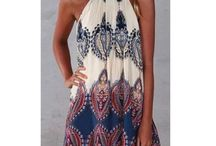 Dresses / Sleeveless and Maxi Dresses for Spring and Summer