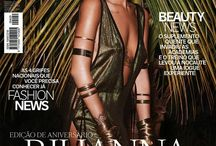 Rihanna for Vogue / Rihanna poses for Vogue Brazil in May 2014 issue  http://voyagebaggage.blogspot.it/2014/05/top-picks-of-celebrities-dresses-at-met.html