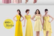 2016 Bridesmaid Dress
