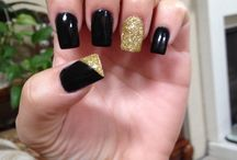 Saints Nails / by New Orleans Saints
