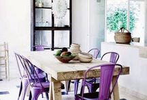 Decoramos con... Ultra Violet