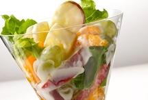Salads / by Christine Davis