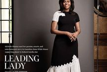 Michelle Obama Covers / www.pinkpillbox.com
