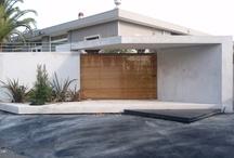 Exterior / Rivestimenti cementizi Ecobeton applicati in esterno.  #Exterior #Architettura #Design #Esterni #Rivestimenti