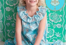 Sewing for Little Girls / by Ava Kwinter