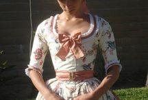 Historical Dress Inspirations