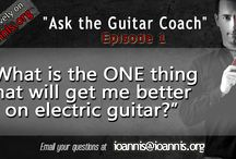 Ask the Guitar Coach - Interactive PODCAST