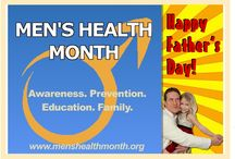 Men's Health Month!