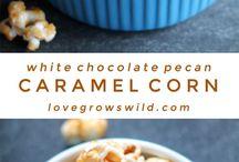Pop Corn Recipe - Pop Corn Recept
