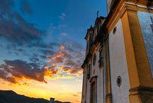 Ouro Preto / Vistas de Ouro Preto, Minas Gerais, Brasil