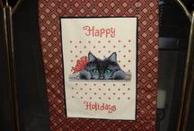 Cross stitch projects / Completed projects  / by Sharon Cassella