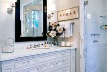 Bathroom designs and ideas / by Christine Shoup