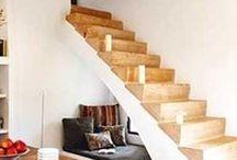 escalier aménagement