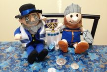 Hanukkah Trending / Trending #Gifts for #Hanukkah ‪#‎MenschOnABench‬ ‪#‎MaccabeeOnTheMantel‬ #KippahKantor / by Traditions Jewish Gifts