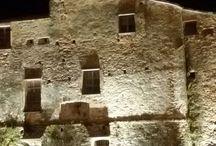 Castles visited