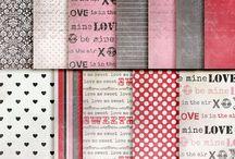 Kostenpflichtiges Digitales Designpapier / Kostenloses Digitales Designpapier Free Digi Paper Digi Paper Pad