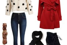 Outfits by polyvore