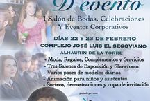 "I Salón de Bodas.Celebraciones y Eventos Corporativos.- I Wedding Salon. Celebrations and Corporate Events. / Organiza: Organised by:  Complejo Jose Luis ""El Segoviano"" Mc Solutions ""Servicios y eventos para empresas"" Fashion Row Eventos Mad about Malaga Pasedeprensa Comunicación  Colabora:  La Torre. Asociacion de Comercios. Empresas y Autónomos de Alhaurín de la Torre. Escuela Superior de Modelo Manuel"