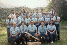 Wood-Badge Activities - 1º Troop of Gilwell - Brazil
