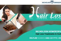 hair fall treatment in Cochin and Trisssur