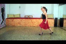 tango technika