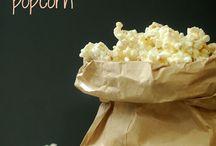 Popcorn Recipes / by Amanda Davis