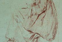 LANCRET Nicolas - Détails / +++ MORE DETAILS OF ARTWORKS : https://www.flickr.com/photos/144232185@N03/collections