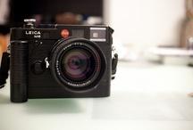 cameras / by Sasa Mahr-Batuz