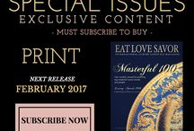 Special Print Issue Luxury Magazine