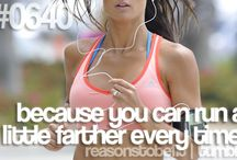 Reasons to be fit / by Heather Doyle