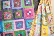 When Life Hands You Scraps, Make a Quilt! / Quilting ideas / by Rebecca Mickelsen